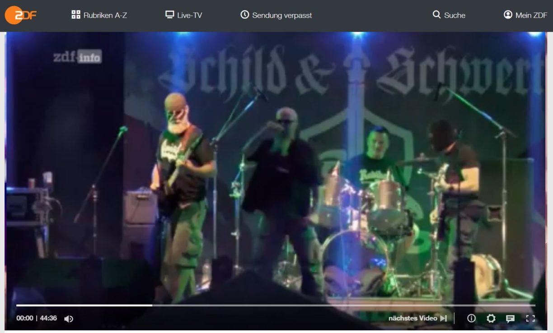 ZDF-Doku: »Combat 18« und Rechtsrock in Deutschland - Das Netzwerk der Neo-Nazis