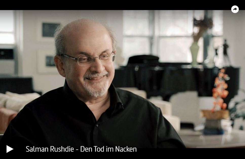 ARTE-Doku: Salman Rushdie - Den Tod im Nacken