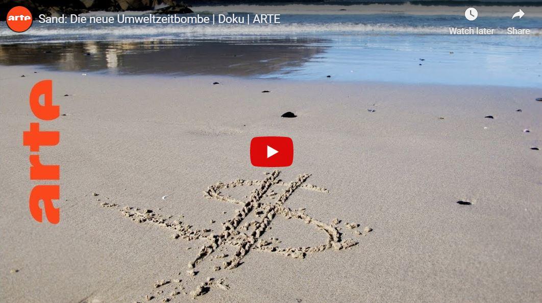 ARTE-Doku: Sand - Die neue Umweltzeitbombe