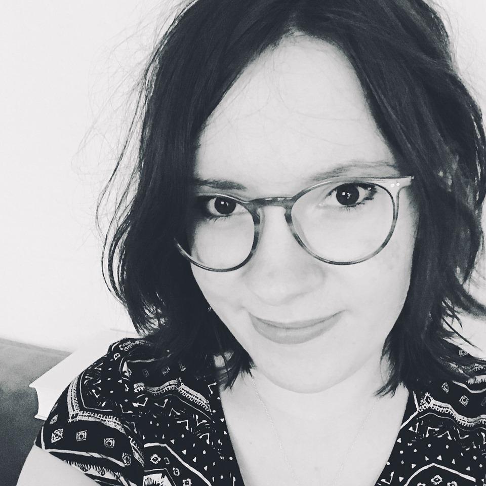 Sophie Weigand: Irgendwie geht es immer überall um Literatur