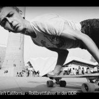 ARTE-/RBB-Doku: This ain't California - Rollbrettfahrer in der DDR
