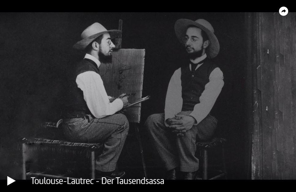 ARTE-Doku: Toulouse-Lautrec - Der Tausendsassa