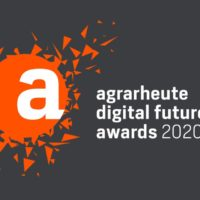 Preisverleihung agrarheute digital future awards 2020