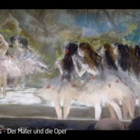 ARTE-Doku: Degas - Der Maler und die Oper