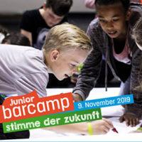 """ATZE Junior Barcamp """"Stimme der Zukunft"""""""