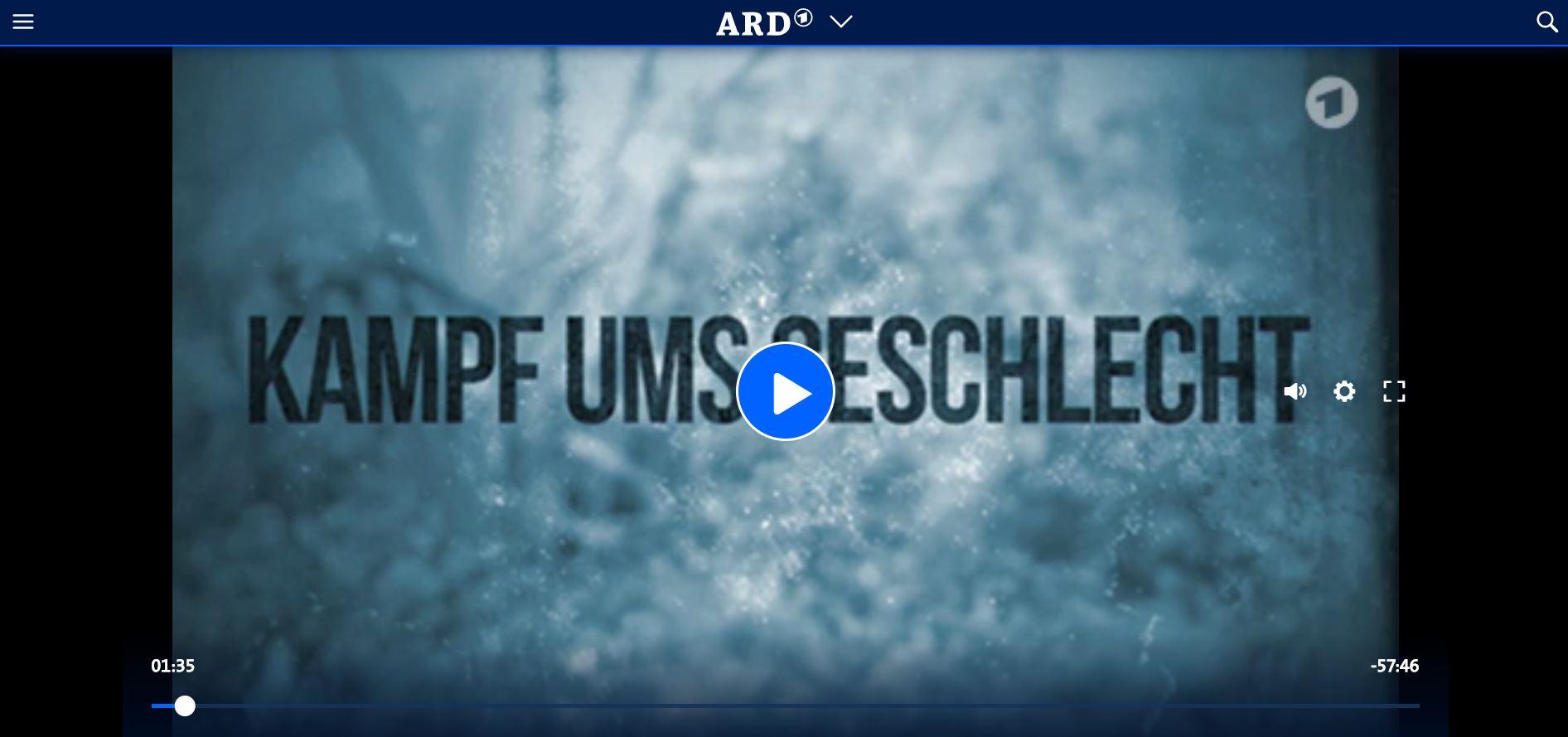 ARD-Doku: Kampf ums Geschlecht - Die verstoßenen Frauen des Sports
