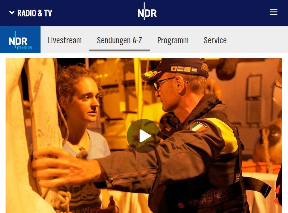 NDR-Doku: SeaWatch3