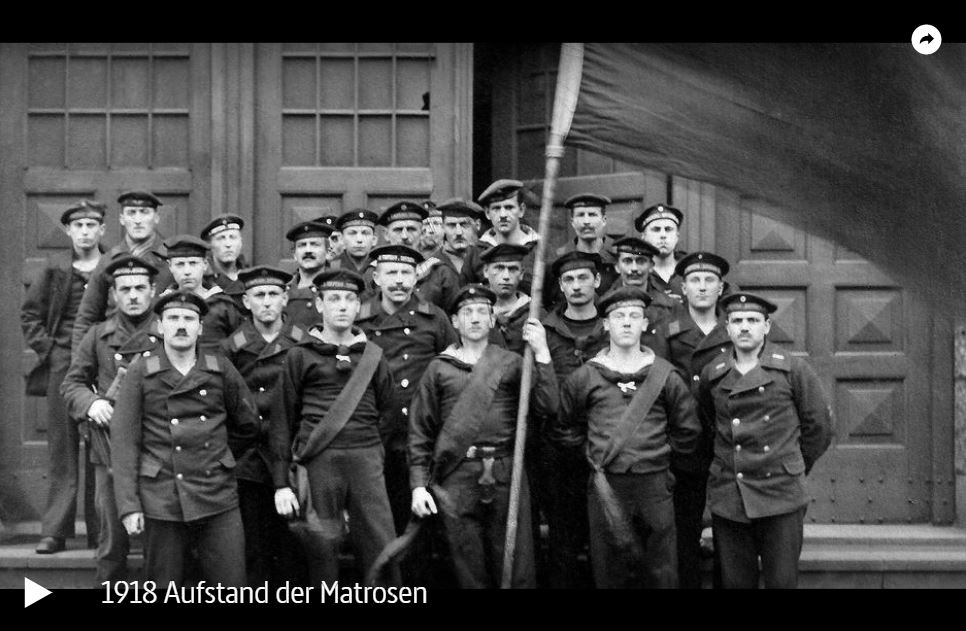 ARTE-/NDR-Doku: 1918 Aufstand der Matrosen