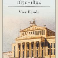 """""""Da sitzt das Scheusal wieder"""" – kommentierte Lesung aus Theodor Fontanes Theaterkritiken"""