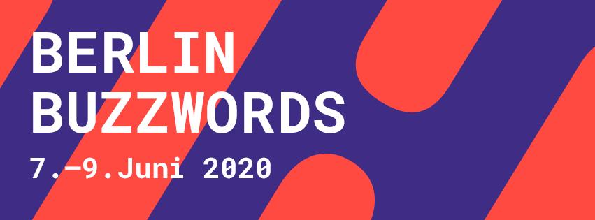Berlin Buzzwords 2020
