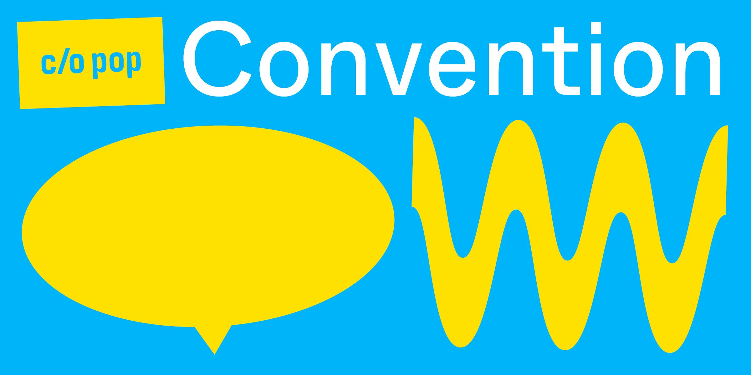 c/o pop Convention 2020
