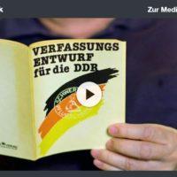 ZDF-Doku: Anschluss oder Wiedervereinigung - DDR, die entsorgte Republik