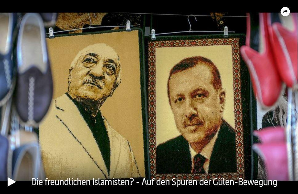 ARTE-/ZDF-Doku: Die freundlichen Islamisten? Auf den Spuren der Gülen-Bewegung