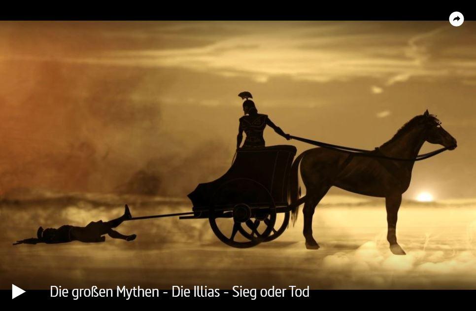 ARTE-Doku: Die großen Mythen - Die Illias - Sieg oder Tod
