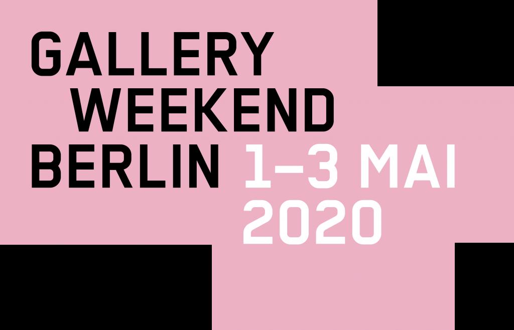 Gallery Weekend Berlin 2020