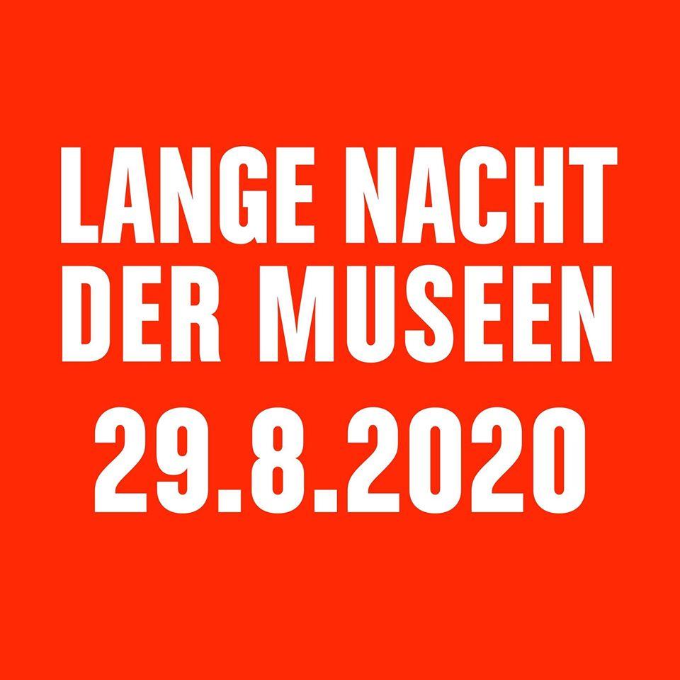 Lange Nacht der Museen 2020 in Berlin