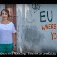 ARTE-/NDR-Doku: Lesbos und die Flüchtlinge - Eine Insel vor dem Kollaps