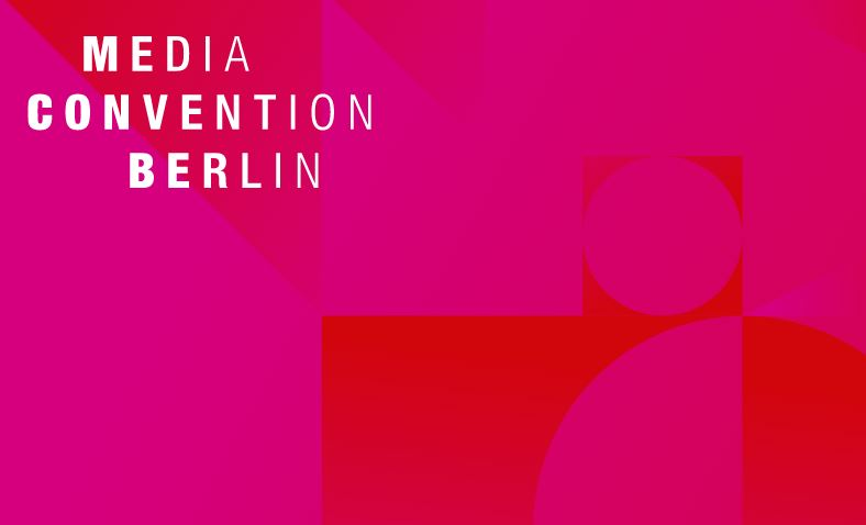 Media Convention Berlin 2020