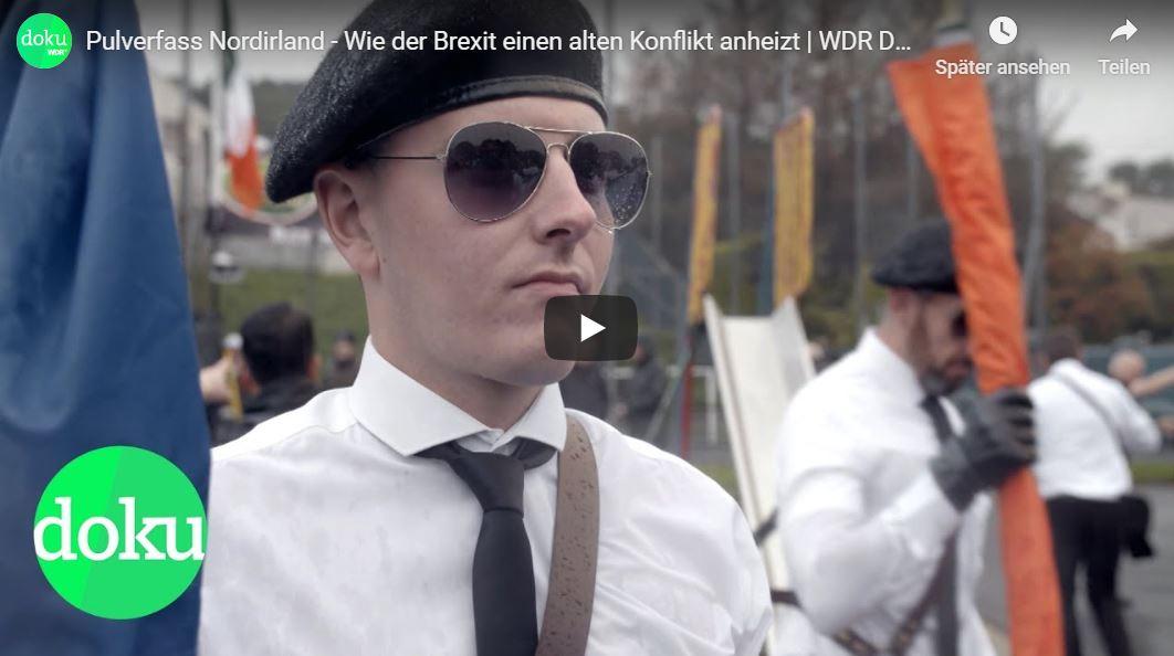 WDR-Doku: Pulverfass Nordirland - Wie der Brexit einen alten Konflikt anheizt