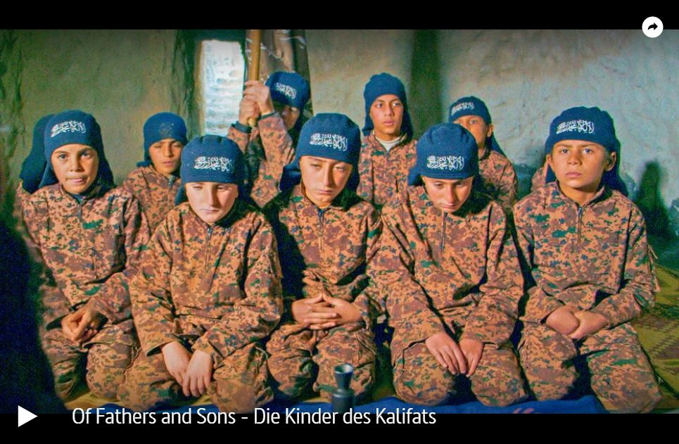 ARTE-/SWR-Doku: Of Fathers and Sons - Die Kinder des Kalifats