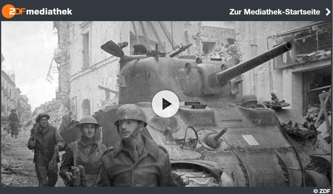 ZDF-Doku: Panzer. Macht. Geschichte. - Ende einer Jahrhundertwaffe?