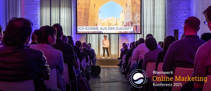 Rheinwerk Online-Marketing Konferenz 2021