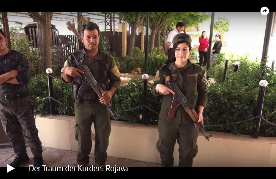ARTE-Doku: Rojava - Der Traum der Kurden