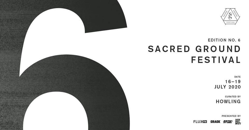 Sacred Ground Festival 2020