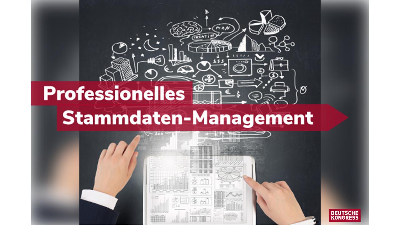 Professionelles Stammdaten Management