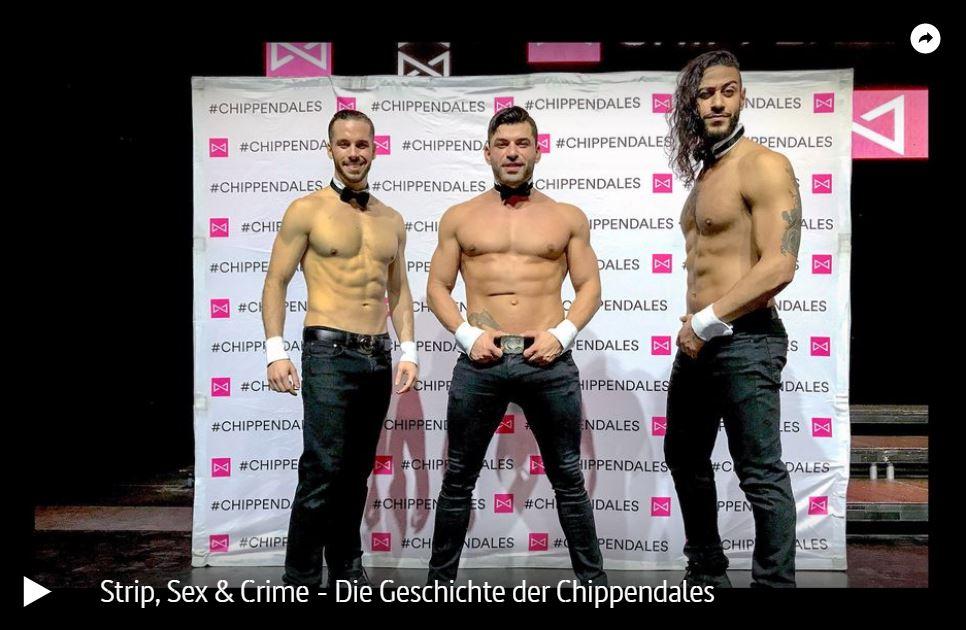 SWR-Doku: Strip, Sex & Crime - Die Geschichte der Chippendales