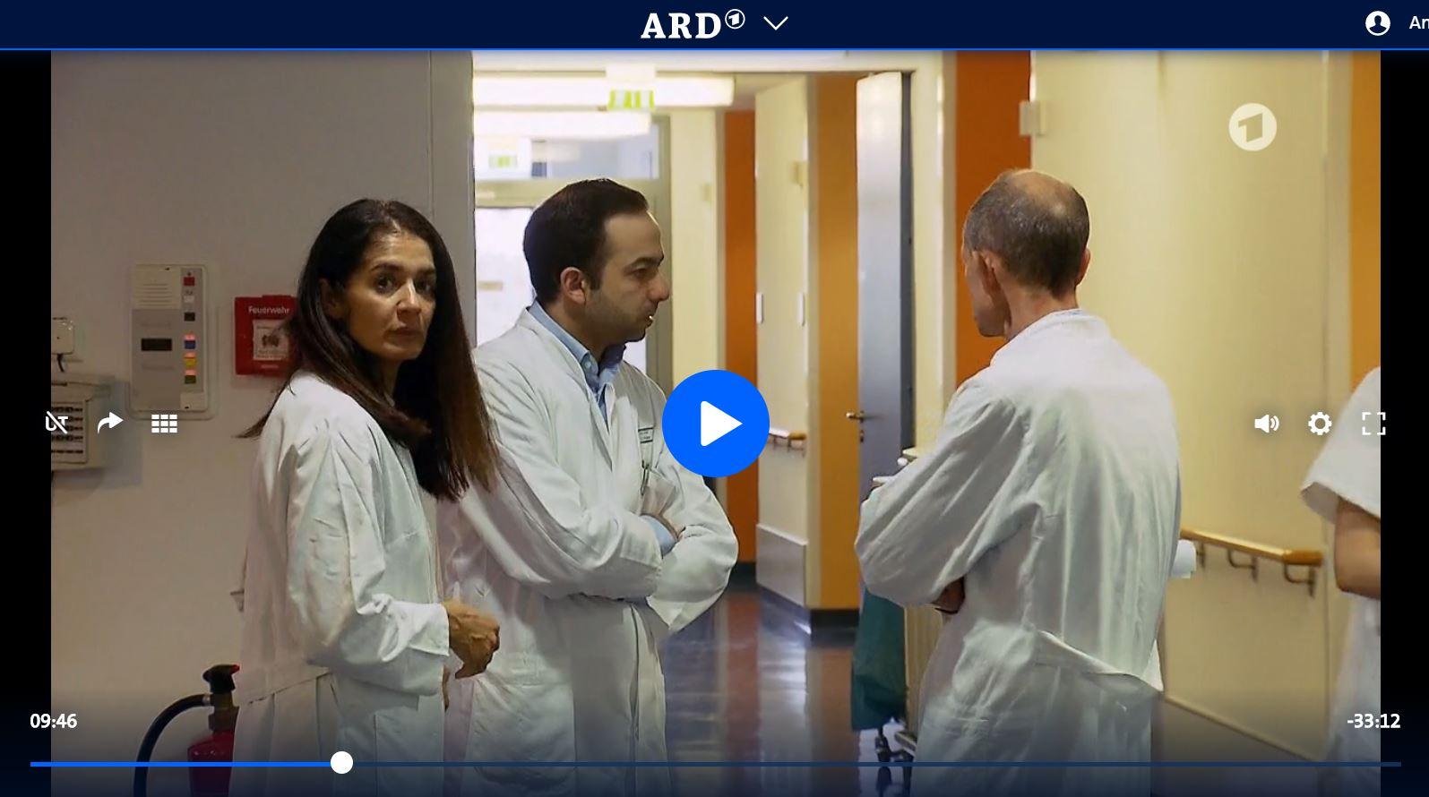 ARD-Doku: Abnehmen, um zu überleben