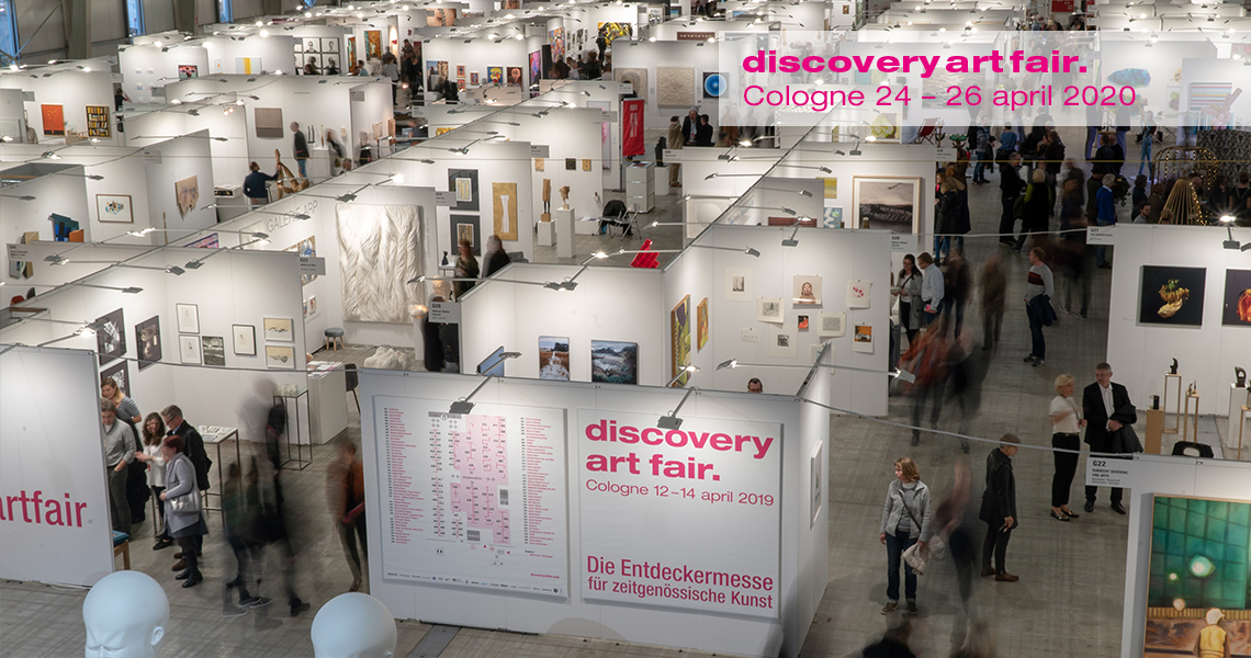 Discovery Art Fair Cologne 2020