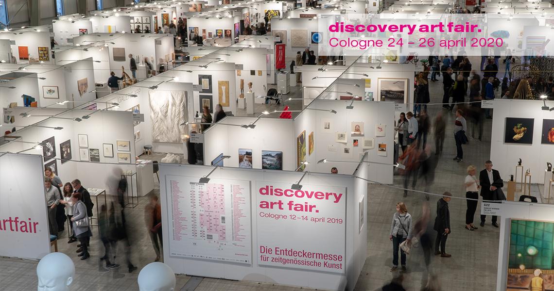 Discovery Art Fair Cologne 2020