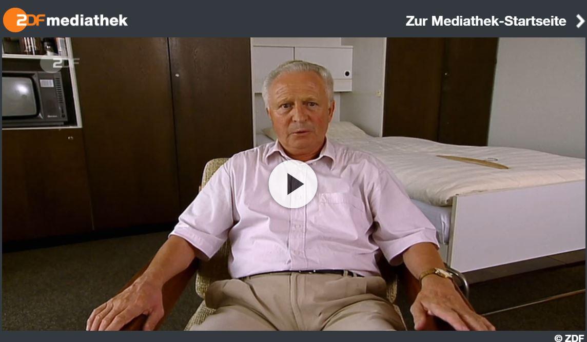 ZDF-Doku, 37 Grad: Zimmer für immer - Dauergäste im Hotel