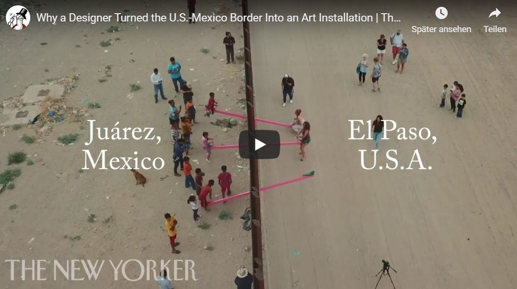 Doku von The New Yorker: Borderlands