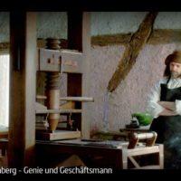 ARTE-/ZDF-Doku: Gutenberg - Genie und Geschäftsmann