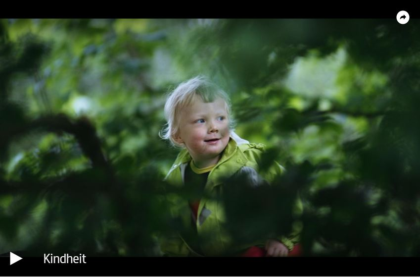 ARTE-Doku: Kindheit