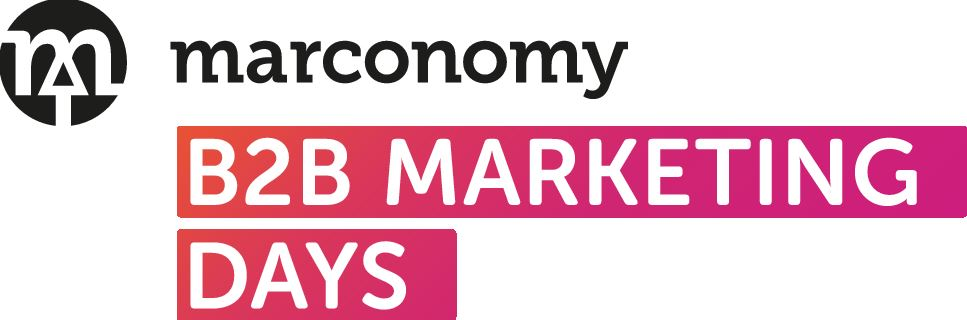 marconomy B2B Marketing Days 2021