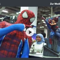 ZDF-Doku: Marvel - Imperium der Superhelden