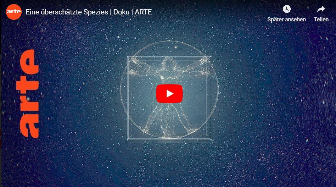 ARTE-Doku: Menschen - Eine überschätzte Spezies