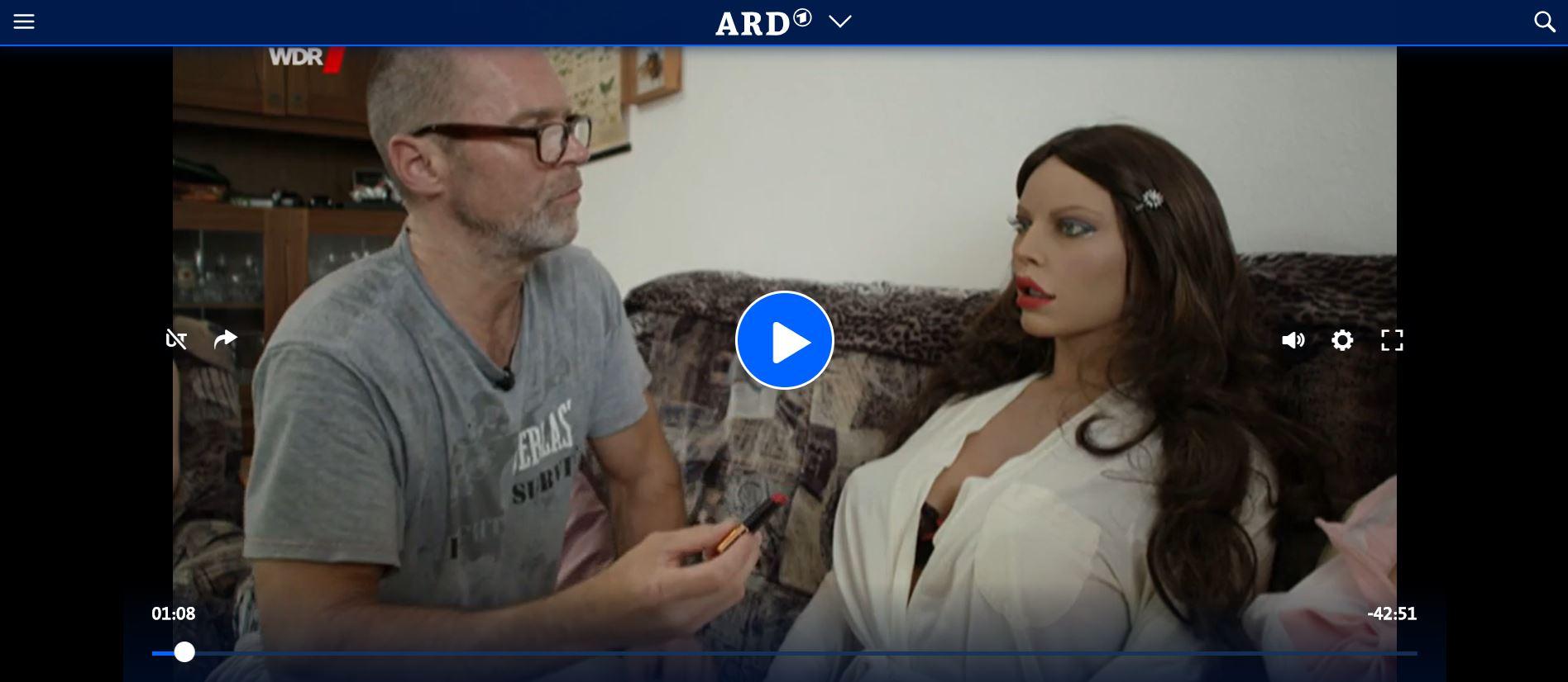 WDR-Doku: Wenn Menschen Puppen lieben