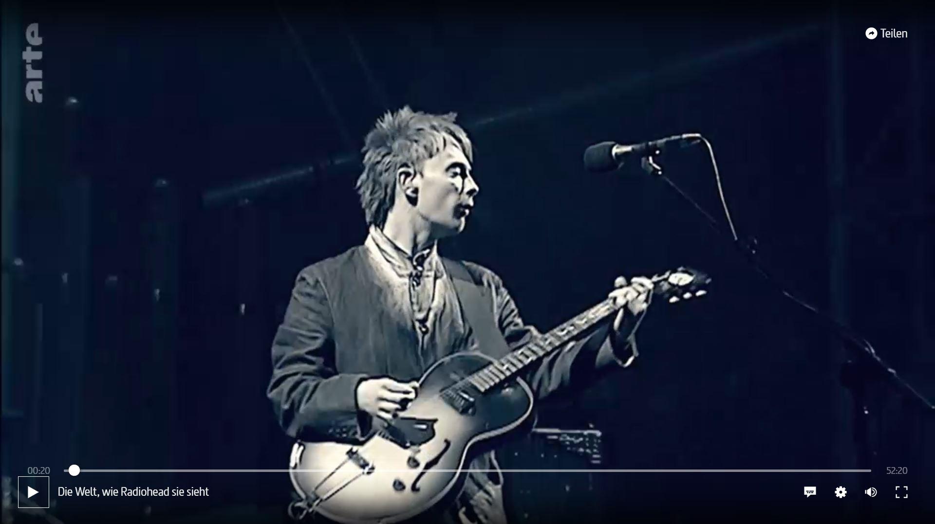 ARTE-Doku: Die Welt, wie Radiohead sie sieht