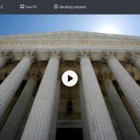 ZDF-Doku: Parteienkrieg am Supreme Court - Wer lenkt die US-Justiz?