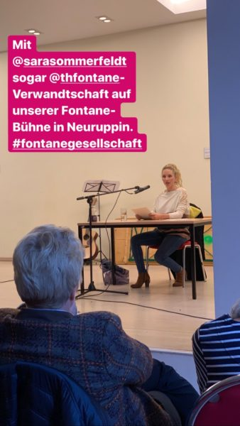 Instagram-Stories von Leander Wattig 2019