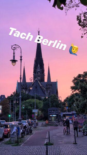 Instagram-Stories von Leander Wattig 2019