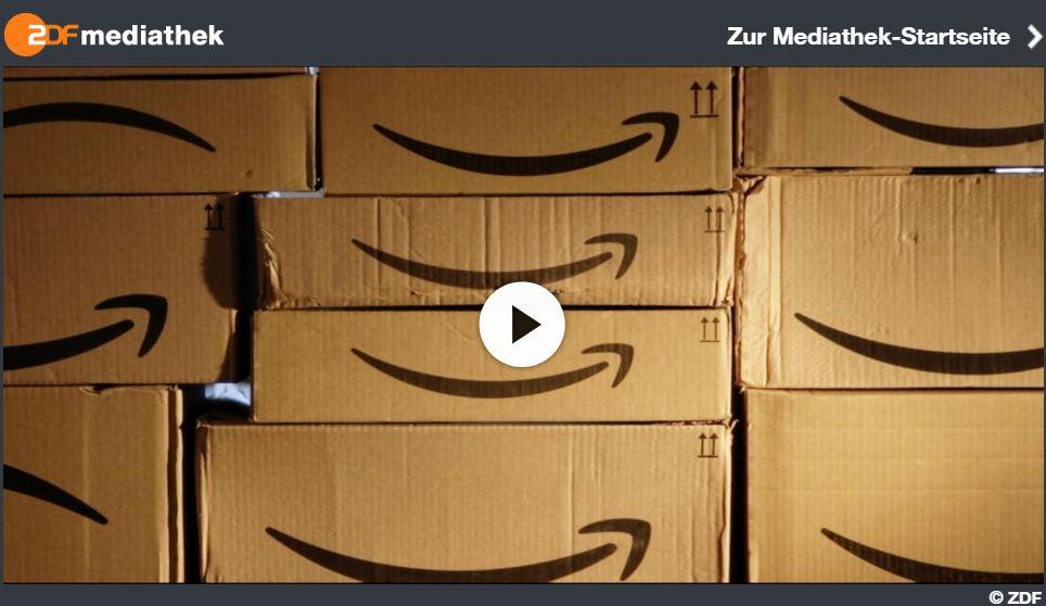 ZDFinfo-Doku: Amazon - Die ganze Welt im Pappkarton