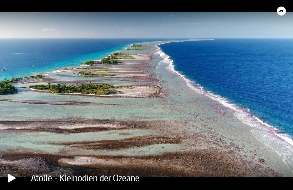 ARTE-Doku: Atolle - Kleinodien der Ozeane