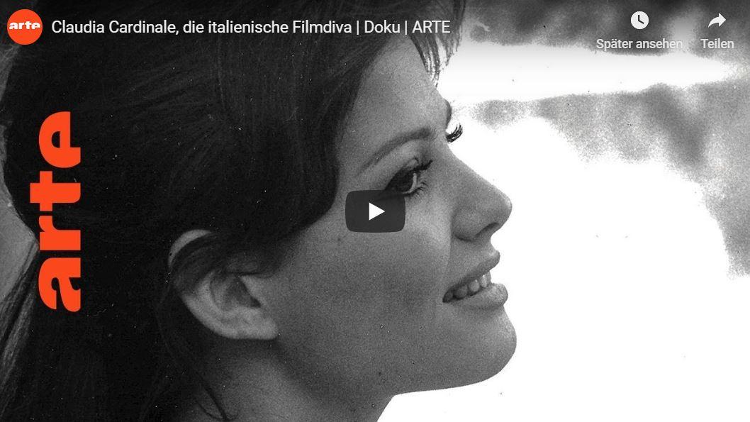 ARTE-Doku: Claudia Cardinale, die italienische Filmdiva