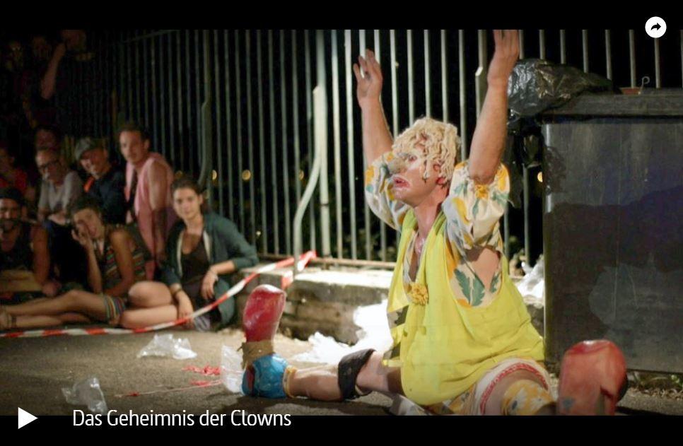 ARTE-Doku: Das Geheimnis der Clowns