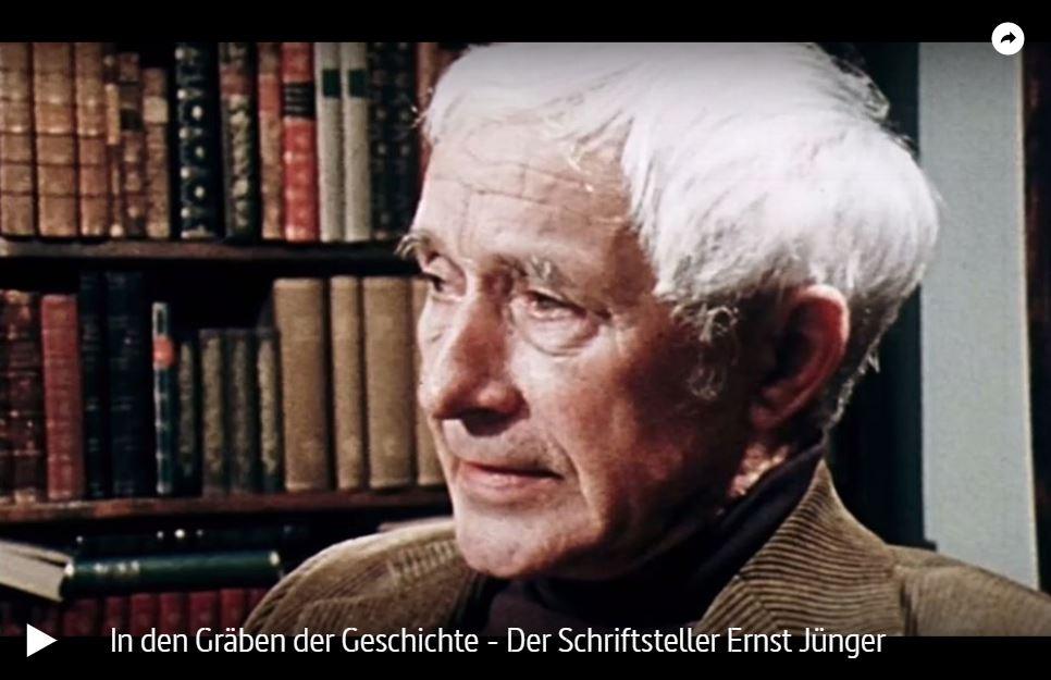 RBB-Doku: Der Schriftsteller Ernst Jünger - In den Gräben der Geschichte